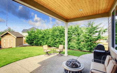 Affordable, Experienced Concrete Patio Contractors in Tulsa