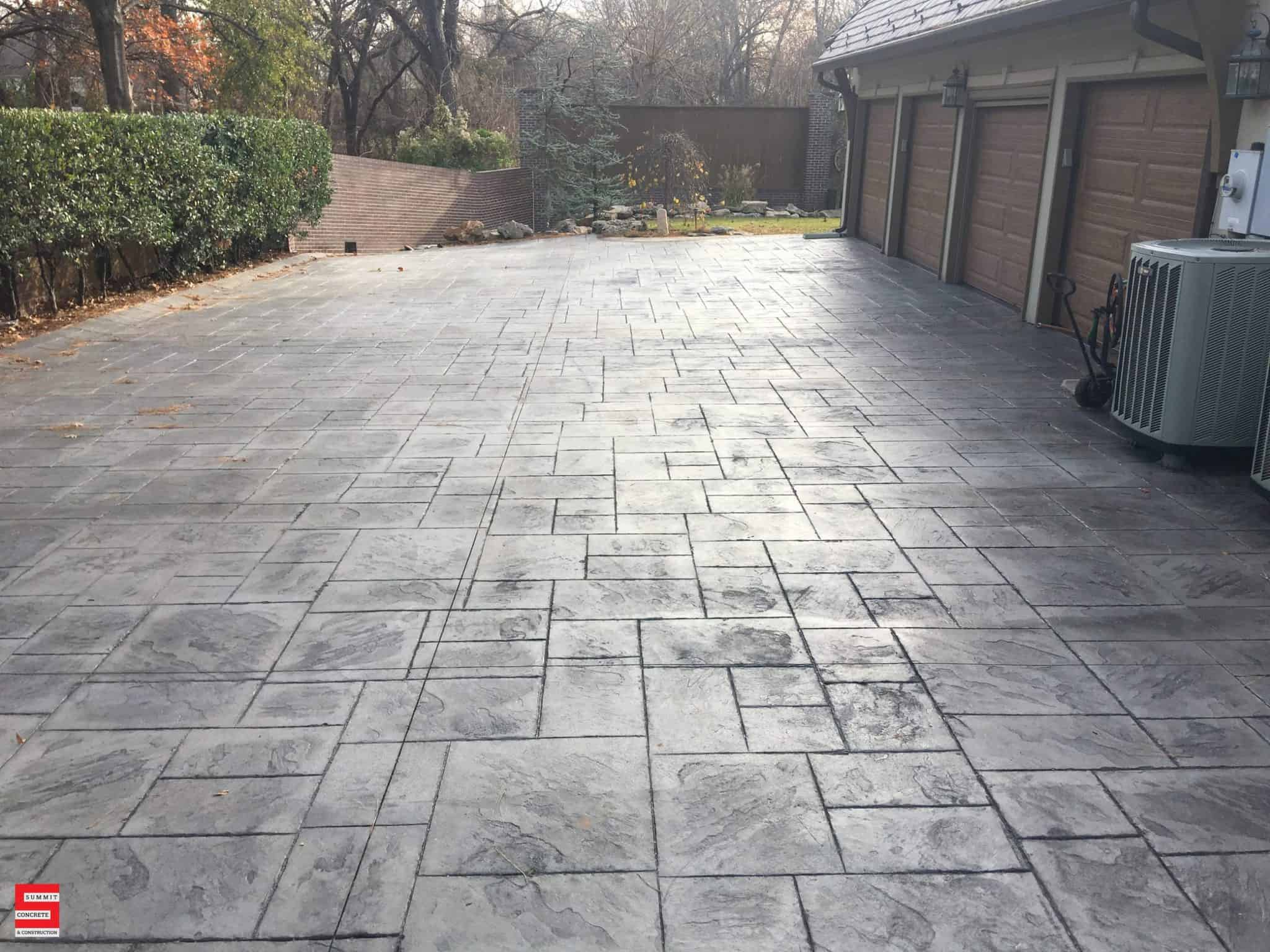 Colored Stamped Summit Concrete 13 scaled
