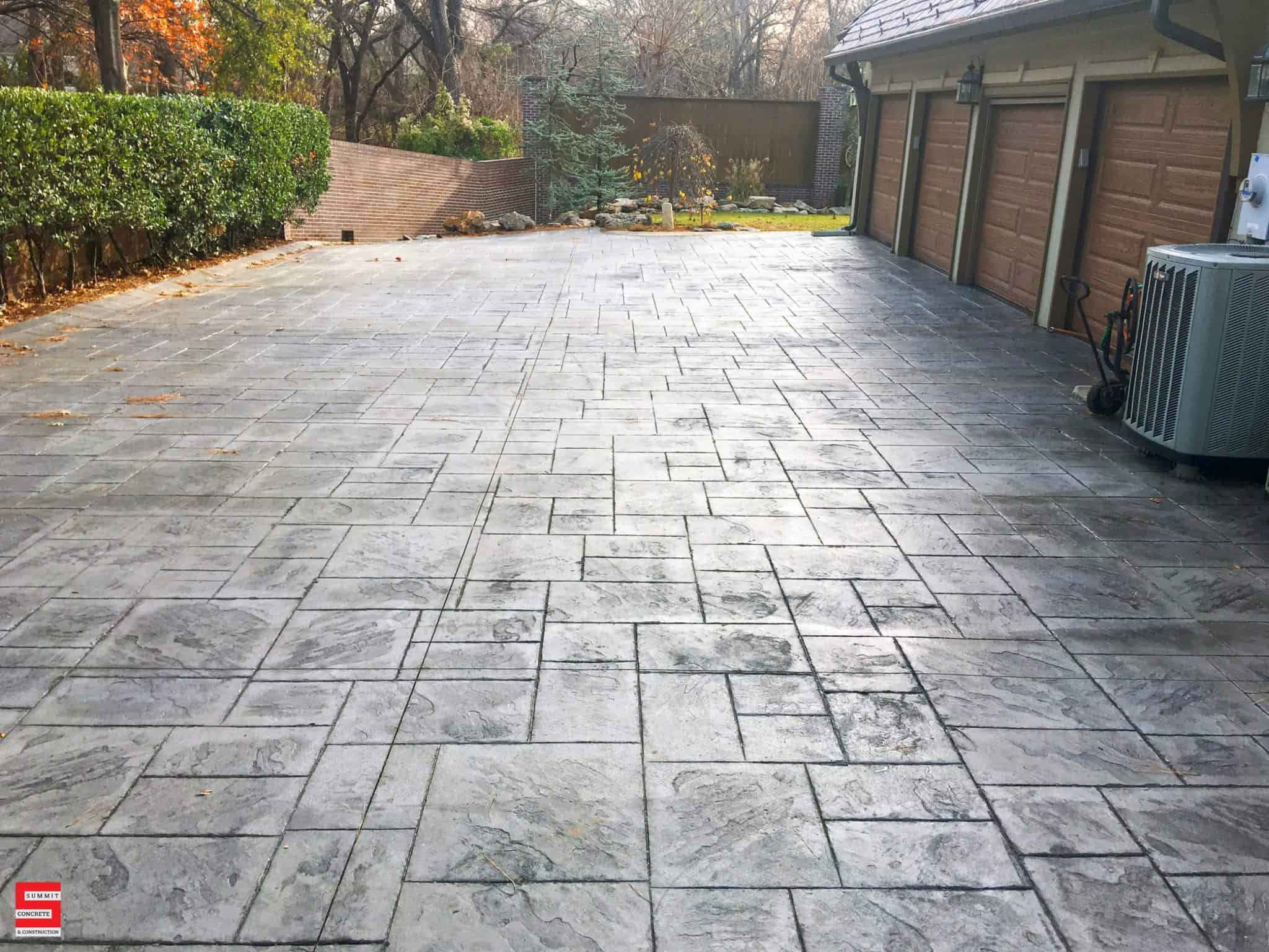 Colored Stamped Summit Concrete 19 scaled