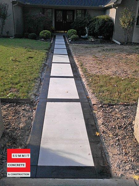 Patios Walkways Pergolas Summit Concrete 01