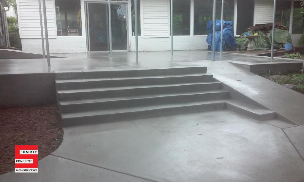 Patios Walkways Pergolas Summit Concrete 13