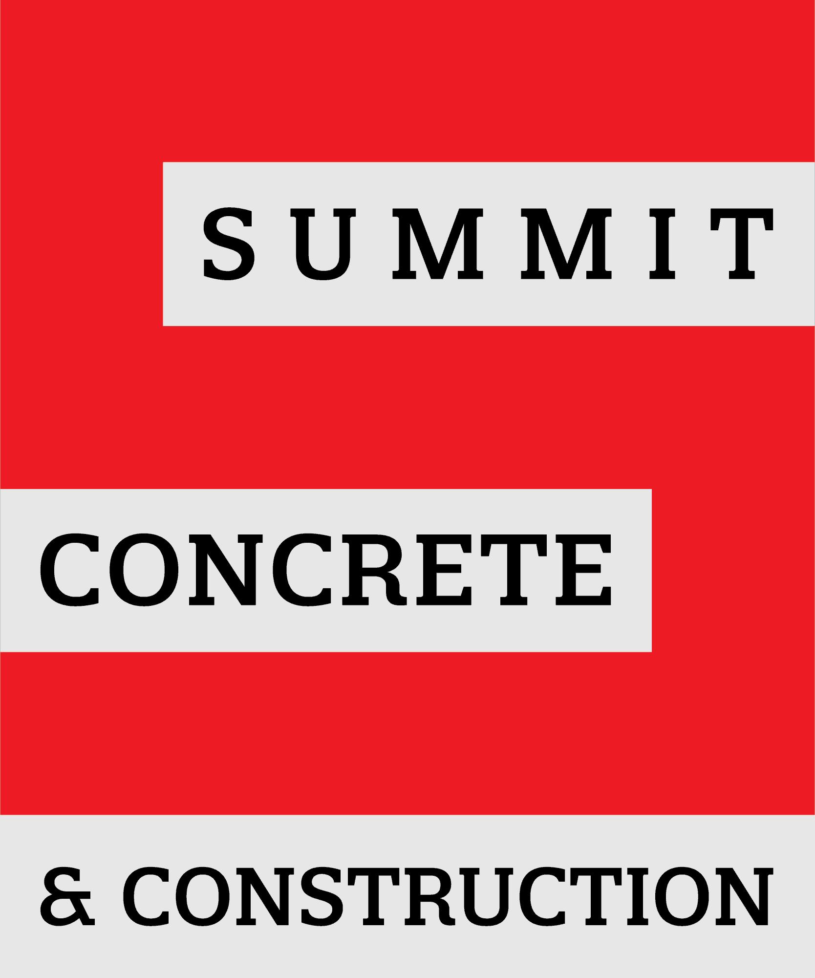 Summit Concrete & Construction logo